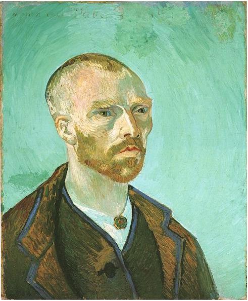 Resultado de imagen de Van Gogh y Gauguin autorretratos