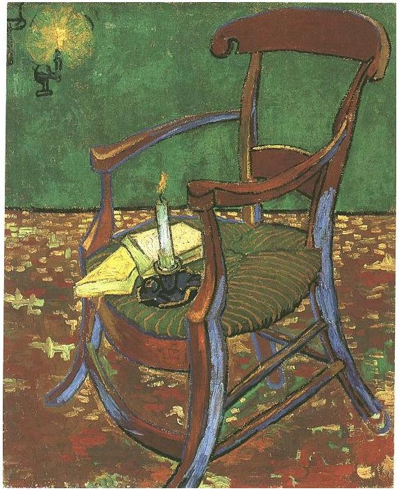 Paul Gauguinu0027s Armchair ...