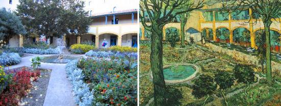 Arles In His Steps Van Gogh Gallery