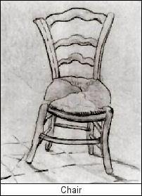 Chair Drawing Van Gogh Gallery