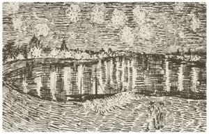 Arles in the Steps of Vincent van Gogh
