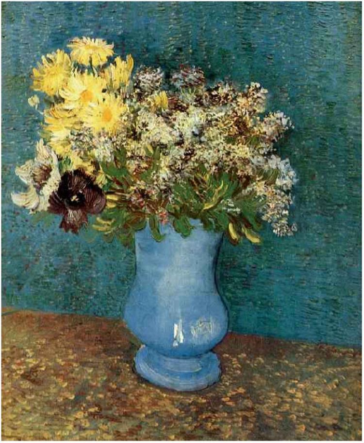 Flower Paintings Van Gogh Gallery